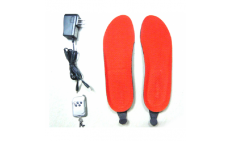 Heated Insoles with rechargeable Lithium battery