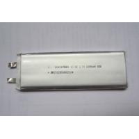 high energy density lipo battery 8043125 3.7V6100mAh